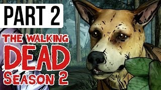 The Walking Dead Season 2 - Episode 1 - Gameplay Walkthrough Part 2 - ALL THAT REMAINS