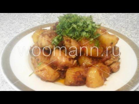 Блюдо из курицы Чихиртма