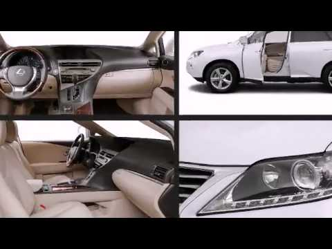 2014 Lexus RX 350 Video