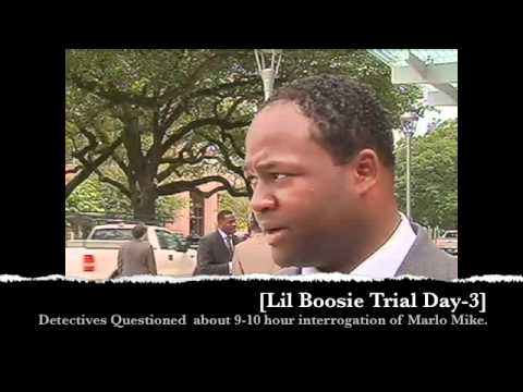 [Lil Boosie Trial Day-3 Detective Questioned about coached confession
