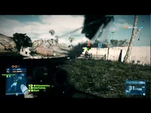 Battlefield 3 Back to Karkand : Wake Island