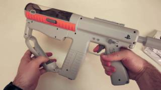 PlayStation Move Sharp Shooter Unboxing & Overview