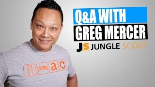 Amazon FBA Q&A for Beginners with Greg Mercer CEO Jungle Scout