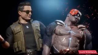 Mortal kombat 11  Brutal Fatalities All New Characters!