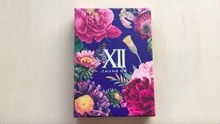 ♡Unboxing Chungha 청하 2nd Single Album XII (Gotta Go) 벌써 12시♡