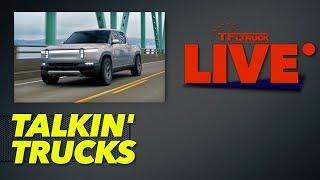 Will Rivian Win The EV Pickup Race With Ford's $500 Million Investment? | Talkin' Trucks Ep. 44