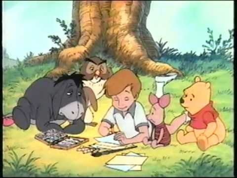 Pooh Vhs Opening Opening to Winnie The Pooh