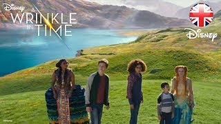 A WRINKLE IN TIME | New Trailer | Official Disney UK