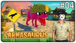 I NUOVI DINOSAURI GIGANTI: IL T-REX E I BRACHIOSAURI   Parkasaurus - ep. 04 [ITA]