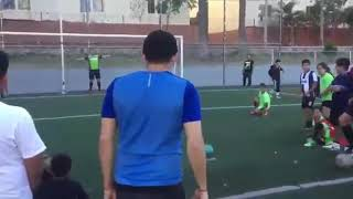 New footbal goal technique must see