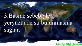 Dünyanın Oluşumu ve Gelişimi(The formation and development of the world)