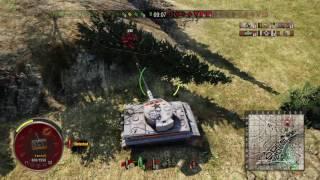 World of Tanks/ PS4 #57 Tiger Hammer