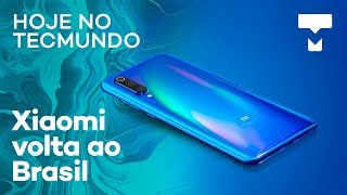 Xiaomi volta ao Brasil, Huawei perde maior fornecedora de processadores e mais - Hoje no TecMundo