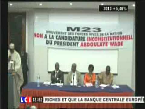 lci/dakaractu - REPORTAGE- LCI - SENEGAL