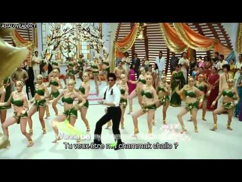 Chammak Challo    Ra. One [karaoke+sous-titres Français] [*lire Description*] video