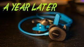 Bose SoundSport Review : 1 Year Later
