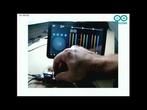 "Android Open 2011: Massimo Banzi, ""Arduino & Android, Infinite Possibilities"""