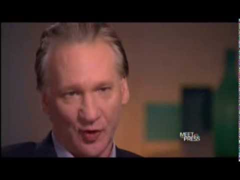 Bill Maher on NBC's 'Meet The Press' - 3/16/2014