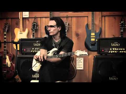 *** Steve Vai - History and Ibanez - Musiciansville.com