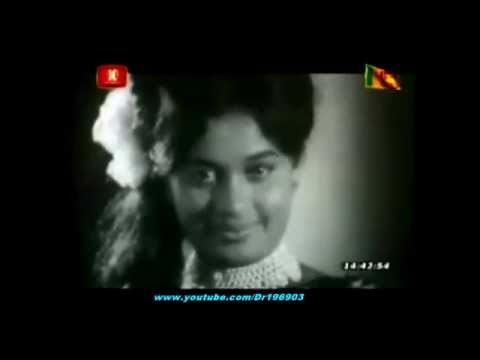 'asha Ronin' - H R Jothipala - Sinhala Movie Song From 'hathdinnath Tharu' (1973) video