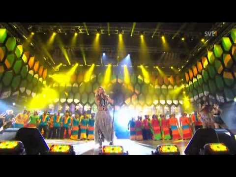 download lagu Shakira - Waka Waka Live Fifa World Cup 2010 gratis