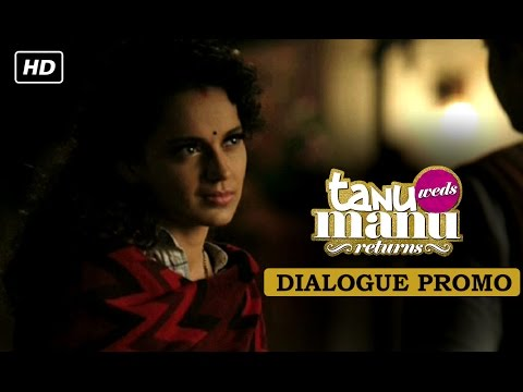 Chintuji Is A Backstabber! Dialogue Promo | Tanu Weds Manu Returns
