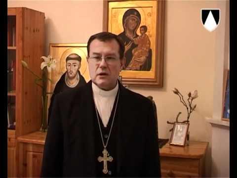 Поздравление с Пасхой архиепископа Павла Пецци