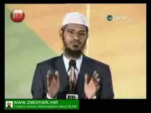 Zakir Naik Q&A-108  |    Girl Asking about criteria of hijab