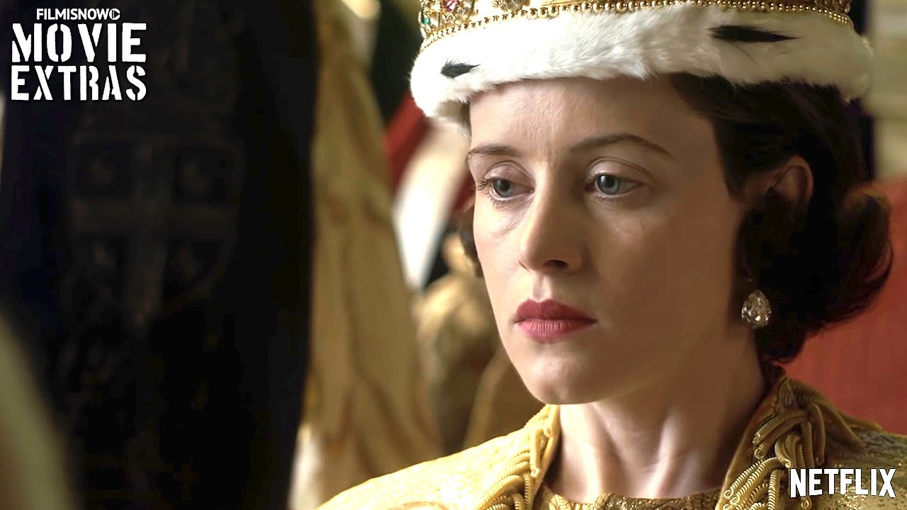 The Crown 'The Weight of the Crown' Featurette (2016)