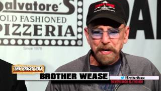 The Press Box - December 14th, 2013 - Brother Wease!