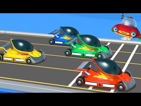 TuTiTu гоночные машины