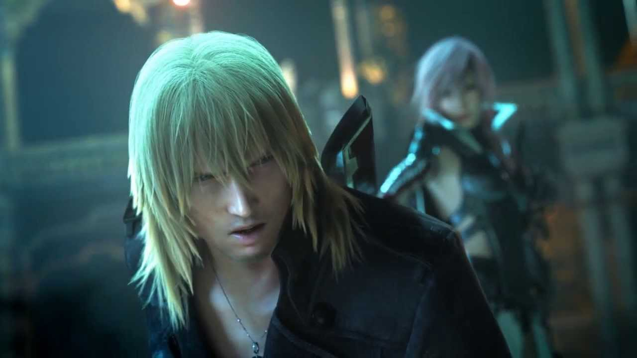 Lightning Final Fantasy  Wikipedia