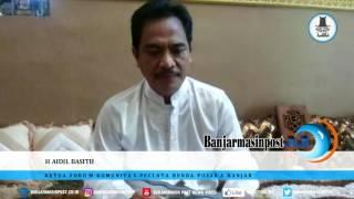 Jelang Basalamatan dan Silaturahmi Basith Keluarkan Koleksi Benda Pusaka