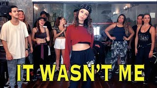 "SHAGGY - IT WASNT ME ""REMIX"" (COREOGRAFIA) Cleiton Oliveira"