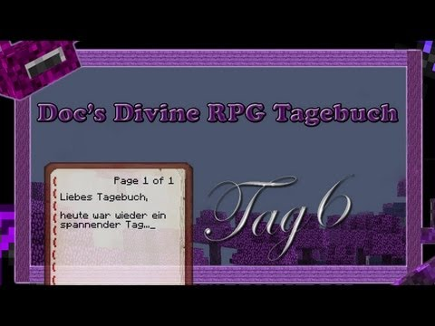 Doc's Divine RPG Tagebuch Tag 6 - The End