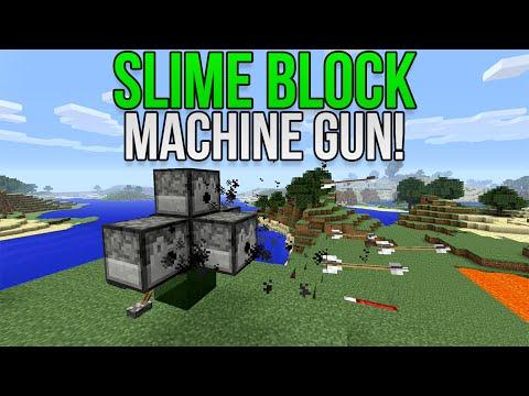 Как сделать блок слайма