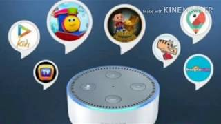 Amazon launches 350 new commands for kids on Alexa