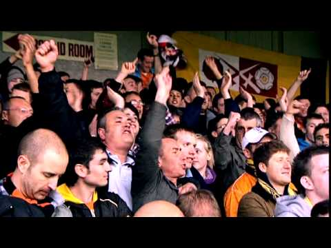 Late Kick Off - Barnet Football Club avoid relegation - May 2010