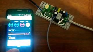 BLYNK прошивка SONOFF умный дом (терморегулятор, регулятор влажности, таймер)