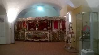 The ex Duncan Price 89 keyless Gavioli Organ