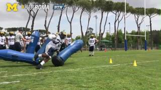 Michigan in Rome: Thursday Team Practice Recap