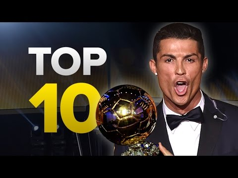Cristiano Ronaldo wins the 2014 FIFA Ballon d'Or | Top 10 Memes and Tweets!