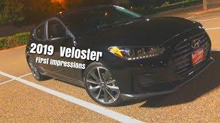 2019 Hyundai Veloster 2.0 Premium (First Impressions)