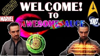 ⚡Welcome to #AwesomeSauce⚡ Awesometacular reviews! Trailer, Movies, Parodies! #TeamAwesome