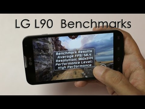 LG L90 Android Phone Benchmarks & Moving Apps to SDCard