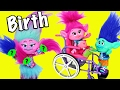 Trolls Poppy Branch Have Baby Birth Hospital Birthday Doctor Satin Surprise Babies Herman DjMullikin mp3