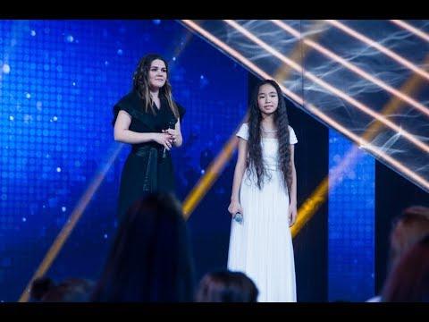 Казахстан: Дина Гарипова и Аружан Сагынгалиева - «Пятый Элемент»