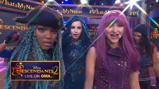"""Descendants 2 Stars Perform """"Ways To Be Wicked"""" & """"What"""