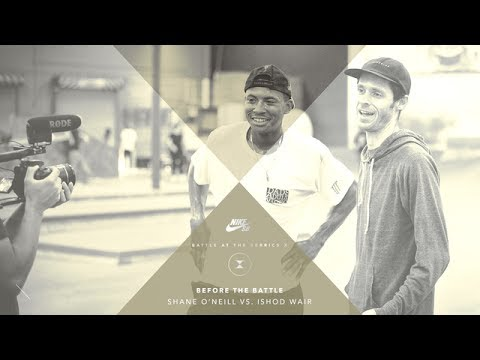 BATB X | Before The Battle: Shane O'Neill vs. Ishod Wair
