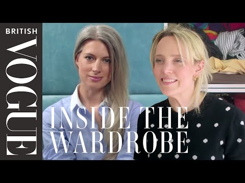 Inside The Fashion Editors Wardrobes | British Vogue